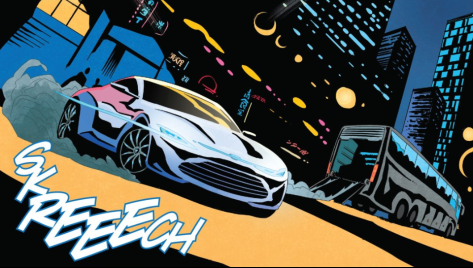 From James Bond Black Box #1 by Rapha Lobosco and Chris O'Halloran