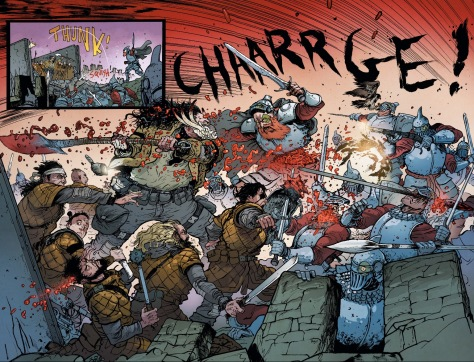 From Extremity #1 by Daniel Warren Johnson & Mike Spicer
