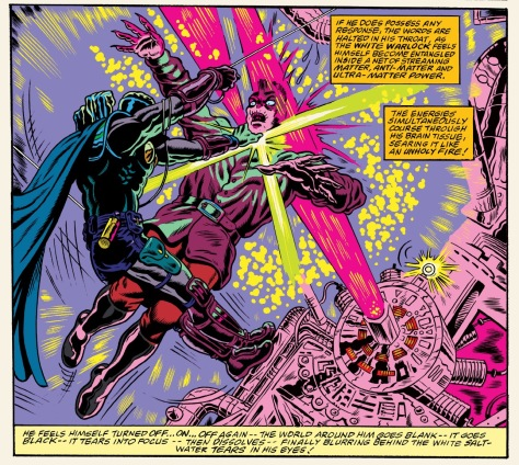 From All Time Comics Crim Destroyer #1 by Herb Trimpe, Benjamin Marra & Alessandro Echevarria