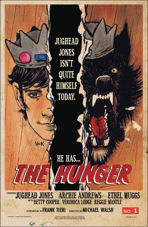 Jughead The Hunger 1 David Hack