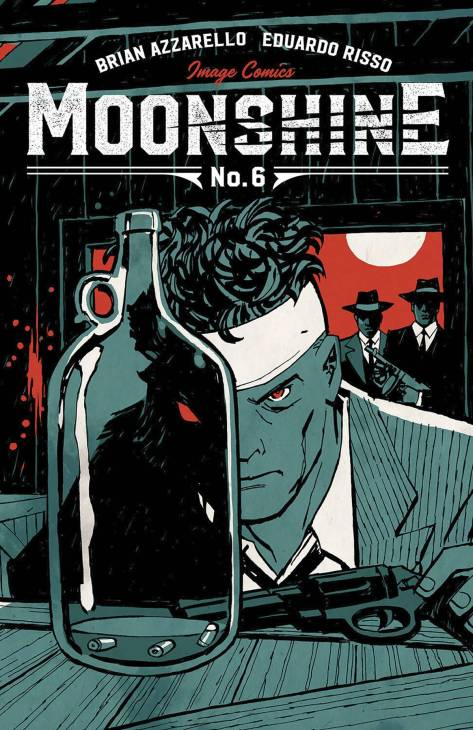 Moonshine 6 Cliff Chiang