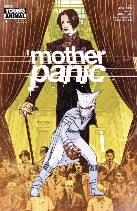 Mother Panic 4 Tommy Lee Edwards