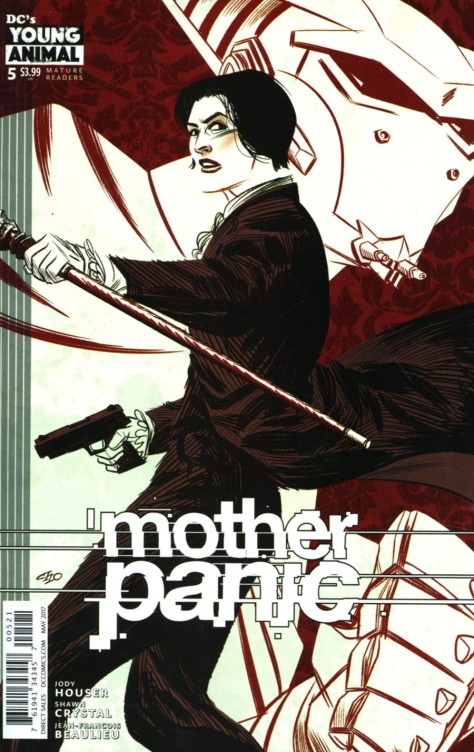 Mother Panic 5 Michael Cho