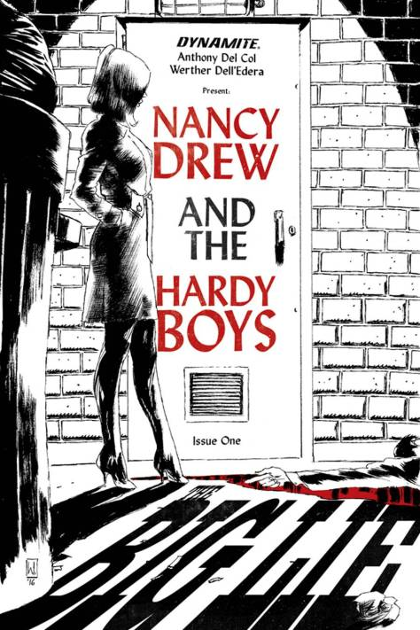 Nancy Drew and The Hardy Boys 1 Werther Dell'Edera