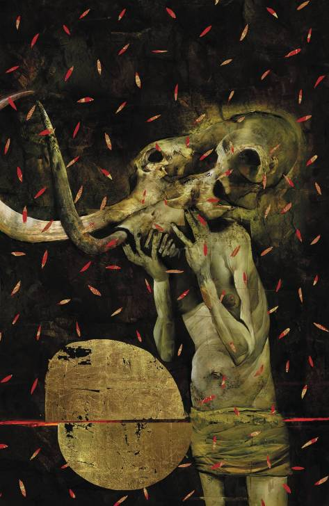 Neil Gaiman's American Gods Shadow 1 Dave McKean
