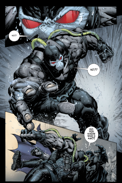 From Batman #18 by David Finch, Danny Miki & Jordie Bellaire
