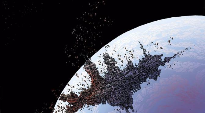 Review of Aliens Dead Orbit #1