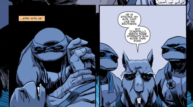 This Week's Finest: Teenage Mutant Ninja Turtles Universe #8