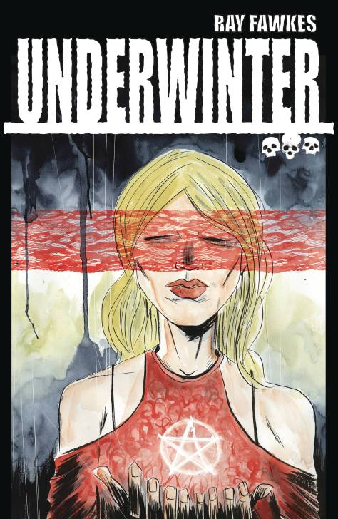 Underwinter 1 Jeff Lemire