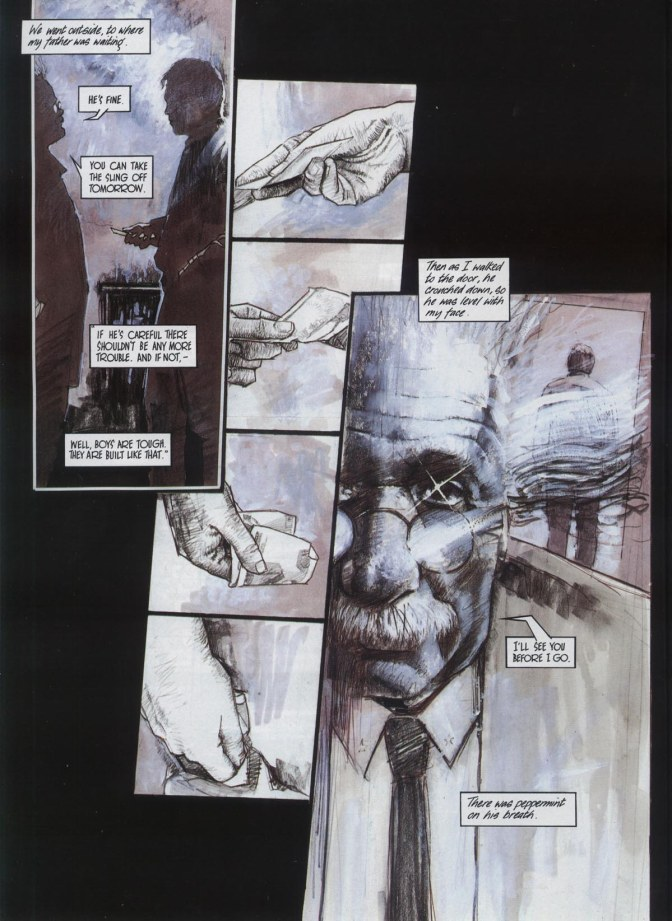 Neil Gaiman & Dave McKean's Initial Violent Cases