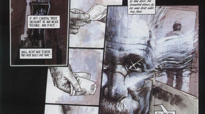 Neil Gaiman & Dave McKean's Initial Violent Cases