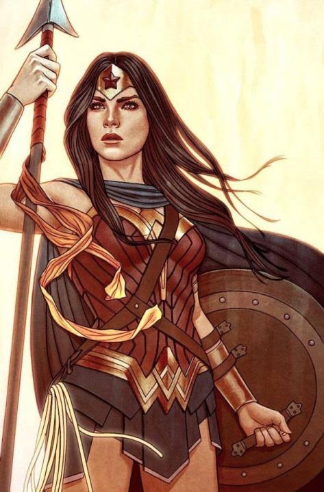 Wonder Woman 18 Jenny Frison