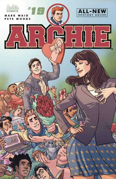 Archie 19 Pete Woods