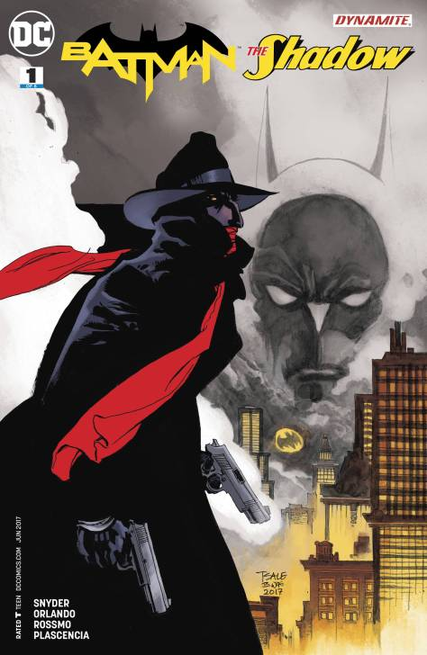 Batman The Shadow 1 Tim Sale