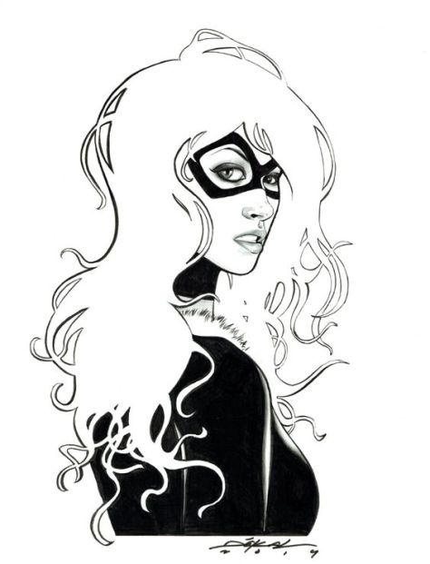 Black Cat Jeff Dekal