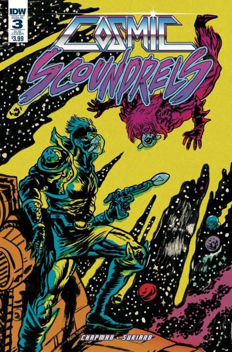 Cosmic Scoundrels 3 Alexis Ziritt