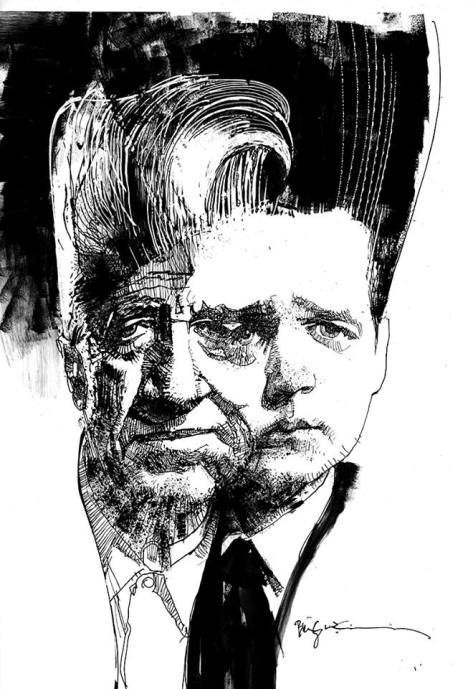 David Lynch Bill Sienkiewcz