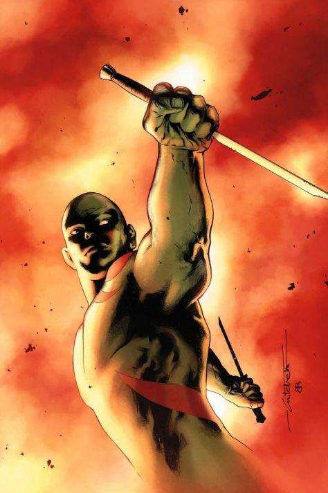 Drax the Destroyer 3 Mitch Breitweiser