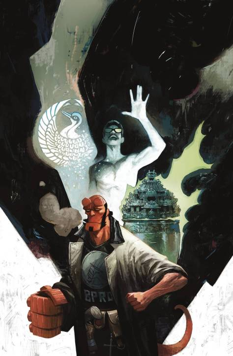 Hellboy and the BPRD 1954 Ghost Moon 2 Huddleston