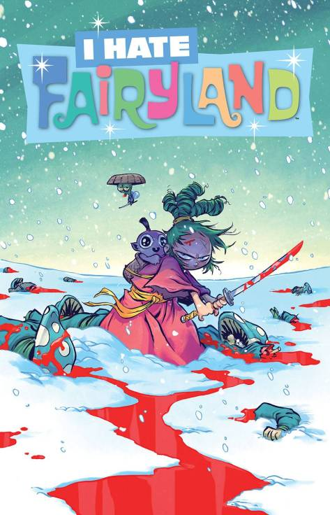 I Hate Fairyland 12 Skottie Young