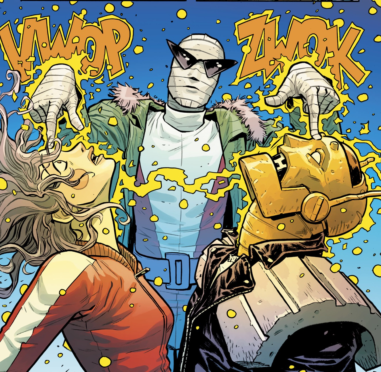 This Week S Finest Doom Patrol 6 Nothing But Comics
