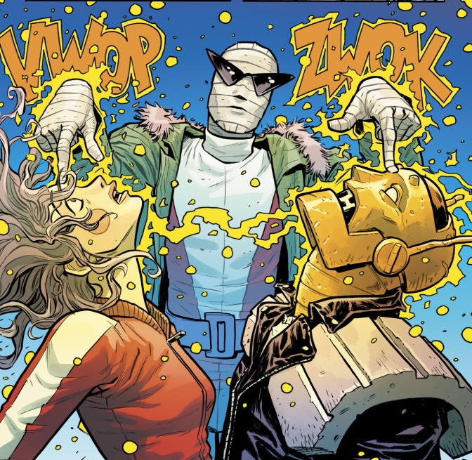 This Week's Finest: Doom Patrol #6