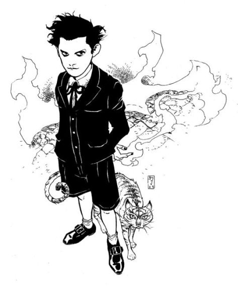 Klarion the Witch Boy J.H. Williams III