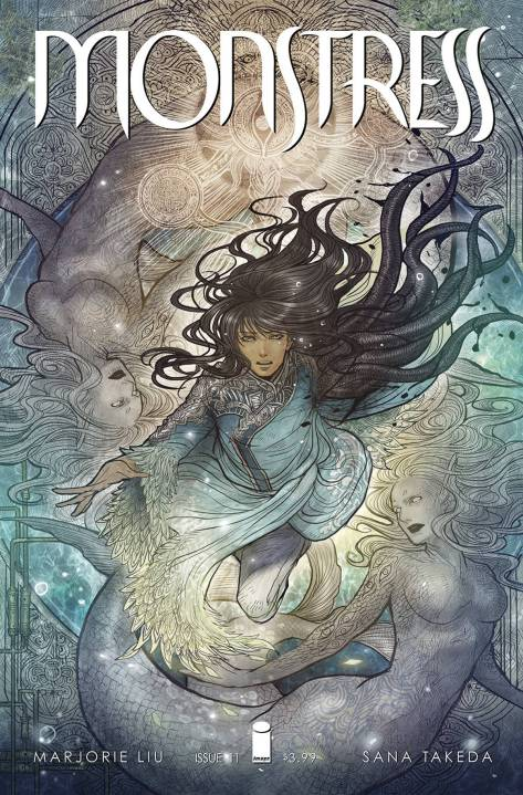 Monstress 11 Sana Takeda