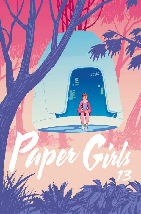 Paper Girls 13 Cliff Chiang