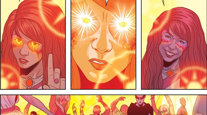 This Week's Finest: The Wicked + the Divine #28