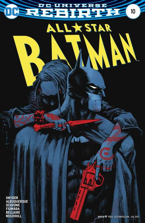 All Star Batman 10