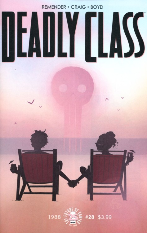 Deadly Class 28 Wesley Craig