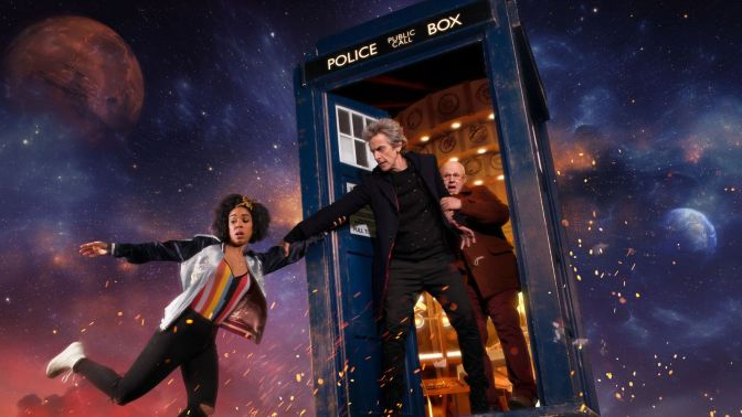 Series 10, When Dr Who gets Woke