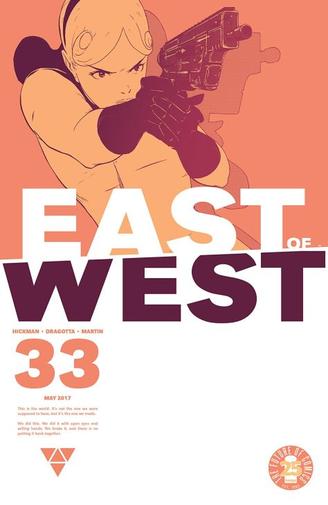 East of West 33 Nick Dragotta