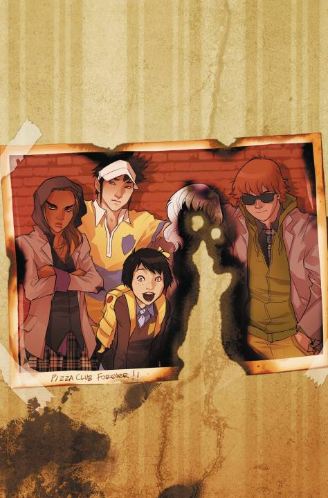 Gotham Academy Second Season 9 Karl Kerschal
