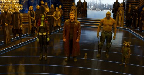 Guardians of the Galaxy Vol 2 group