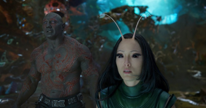 Review of Guardians of the Galaxy Vol. 2