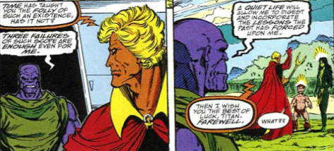 Infinity Gauntlet 6 Thanos Rom Lim