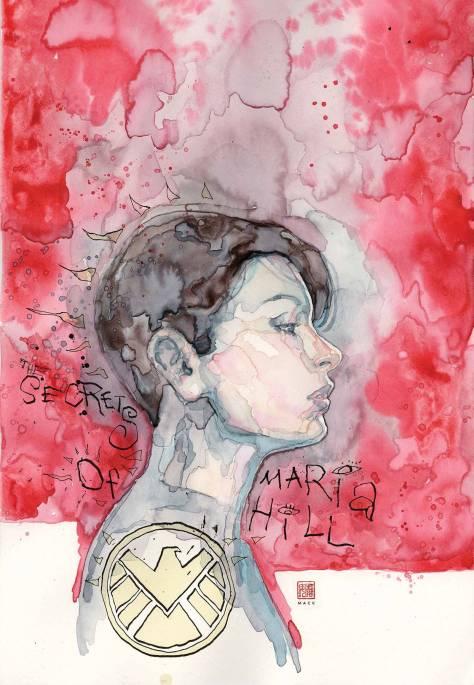 Jessica Jones 8 David Mack
