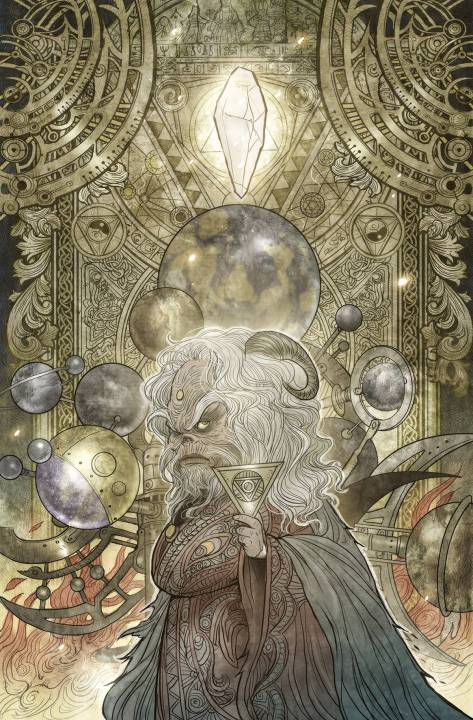 Jim Henson Power of the Dark Crystal 3 Sana Takeda