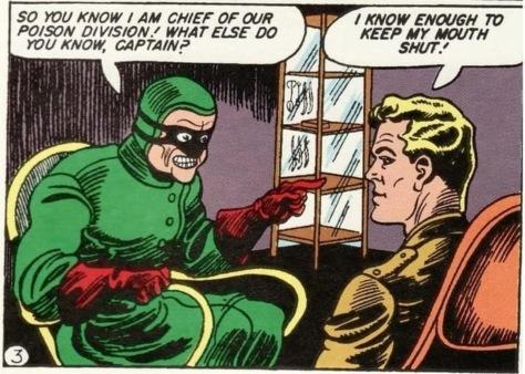 Sensation Comics 2 Doctor Posion Harry G Peter