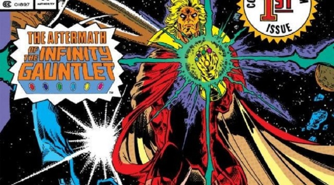 Random Musings: How the MCU Could Adapt The Infinity Watch