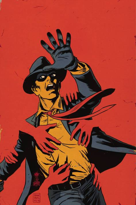 Will Eisner's Spirit Corpse-Makers 3 Francesco Francavilla
