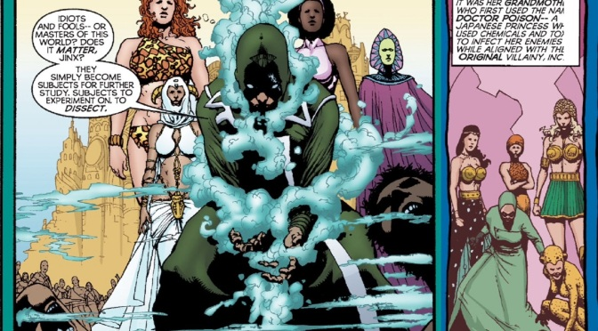 75 Years of Experimenting with Wonder Woman's Doctor Poison