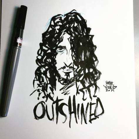 Chris Cornell Skottie Young