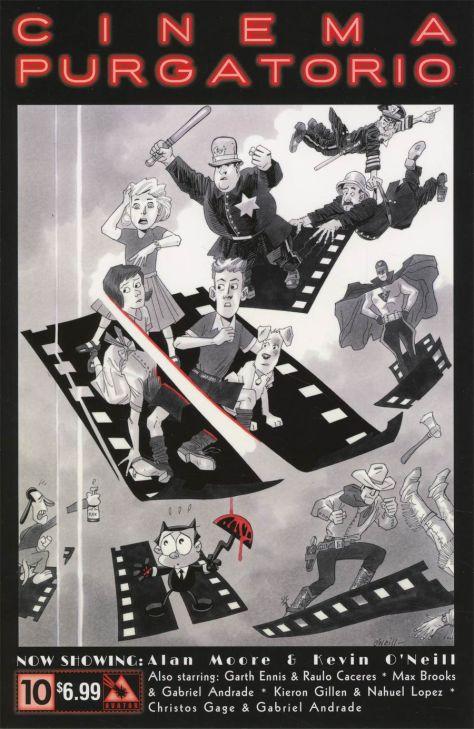 Cinema Purgatorio Kevin O'Neill