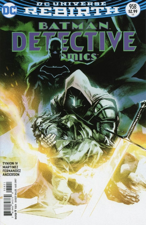 Detective Comics 958 Rafael Albuquerque