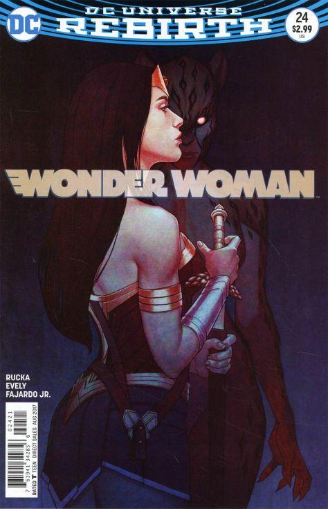 Eonder Woman 24 Jenny Frison
