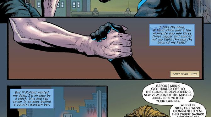 This Week's Finest: Nightwing #23