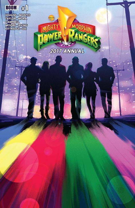 PowerRangersAnnual2017